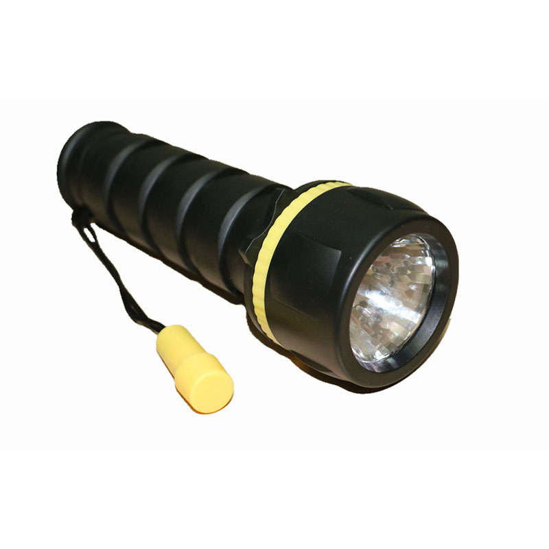 水密手電筒防水手電筒摩氏信號手電筒