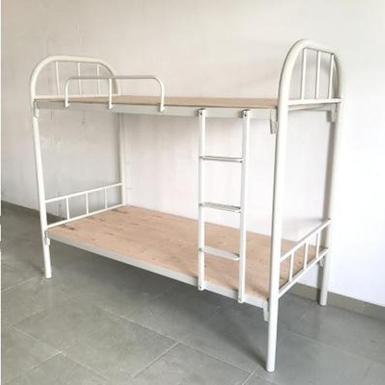 東莞宿舍上下鋪鐵床 東莞康勝鐵床廠家 宿舍上下鋪鐵架床定制