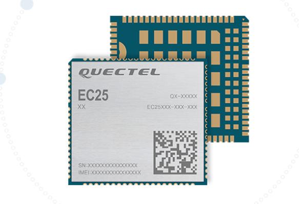 Quecte EC25通信模块