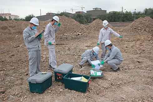 土壤檢測多少錢