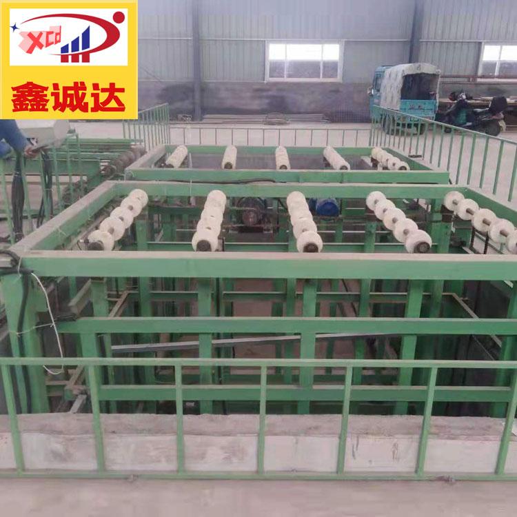 FS 性砂浆复合模板设备 鑫诚达 一体板机械设备 施工方法