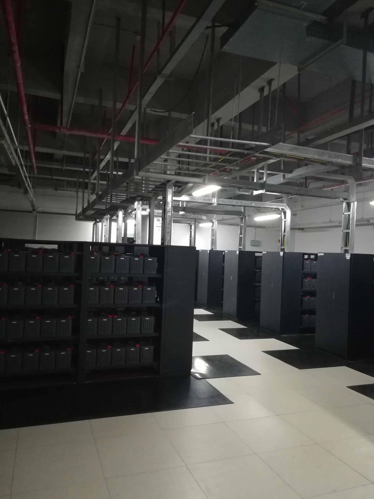 深圳东莞IDC数据中心装修改造搬迁工程方案