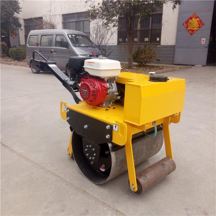 供应全新小型压路机振动式手扶单轮压路机