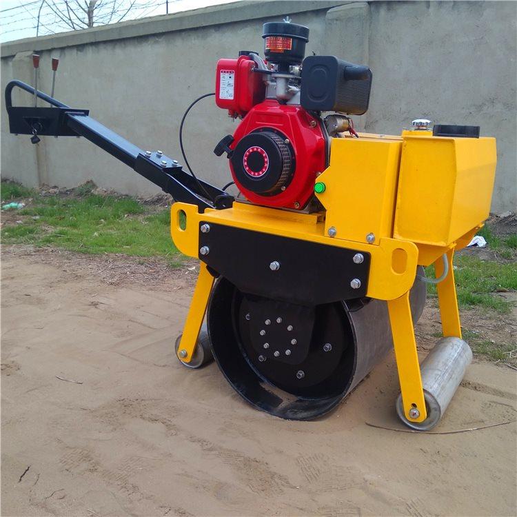 厂家批发压路机新铺道路压实机械单轮压路机