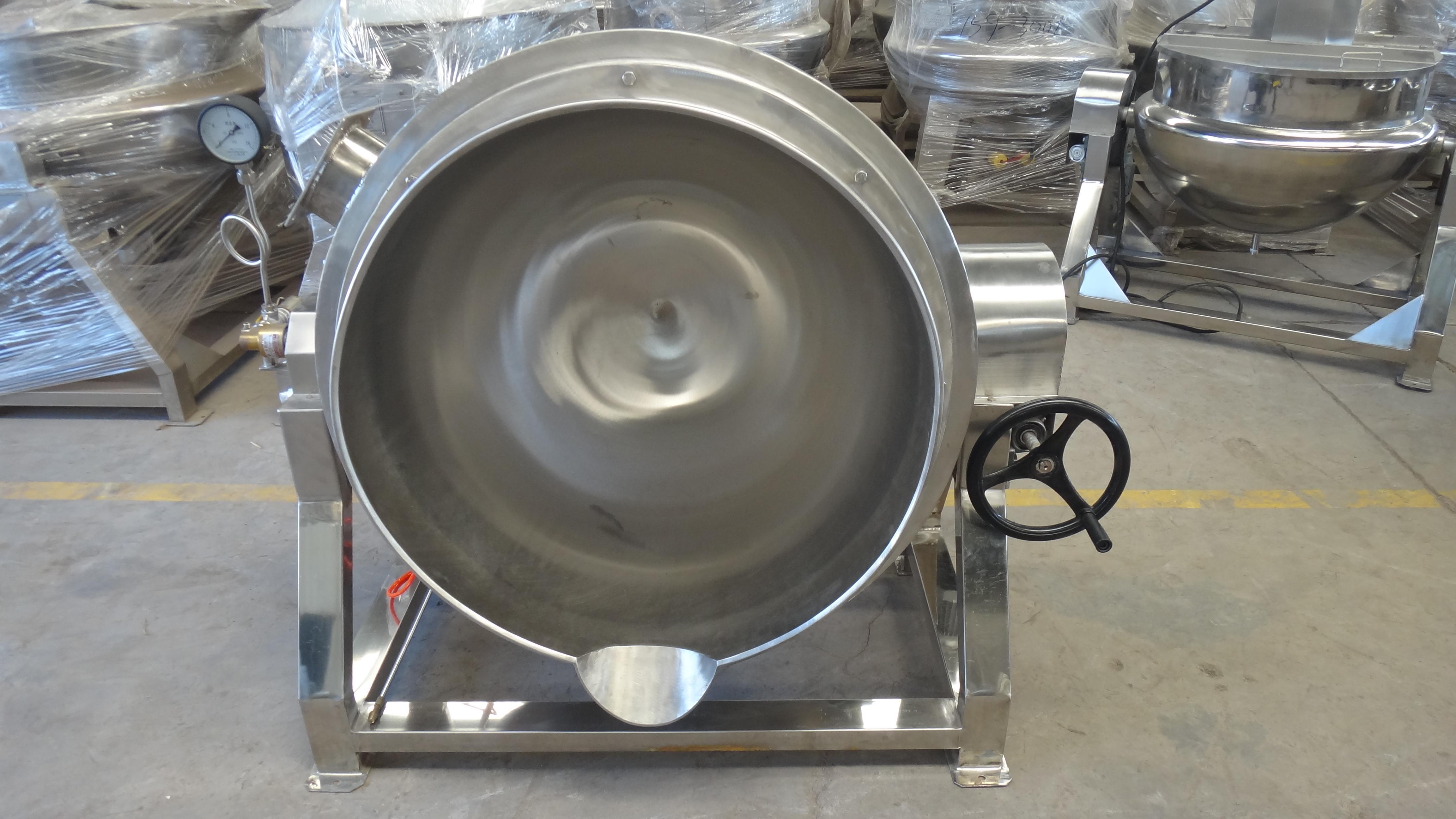 常年批发二手电加热加层锅