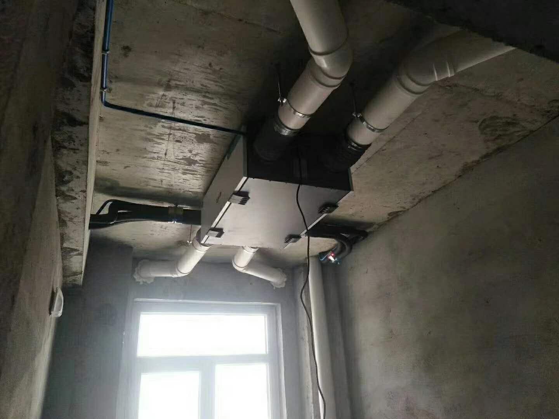 合肥大金家用中央空調新風機