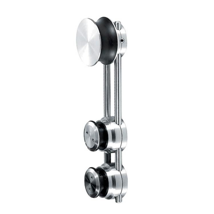 欧美风格玻璃滑门吊轮01C淋浴房不锈钢滑轮