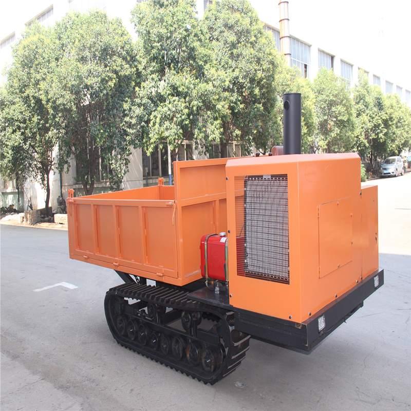 專業生產履帶車山地丘陵爬坡運輸車5T座駕履帶車