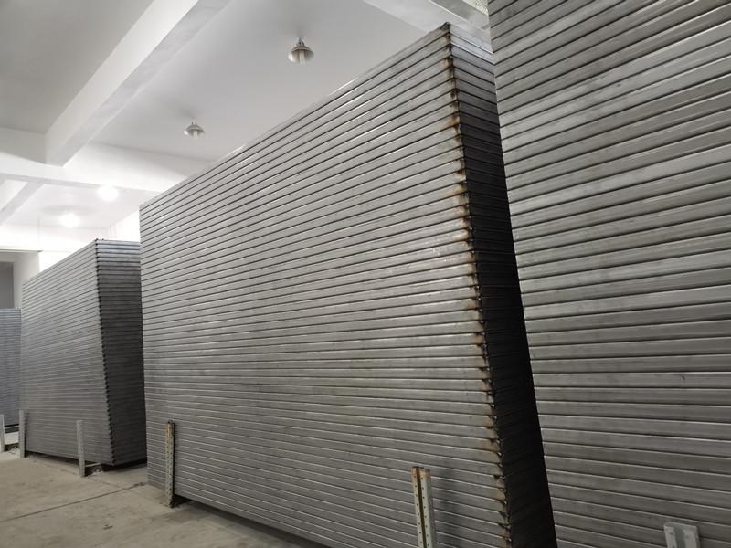 GGD进线柜壳体框架 通用半封侧片厂家