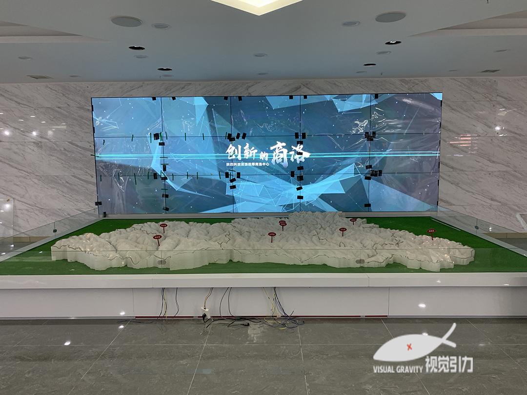 西安数字投影沙盘|西安数字投影沙盘厂家