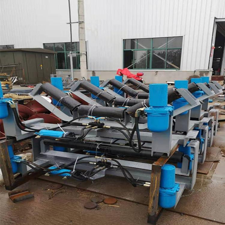 a.现货供应TD75型皮带机液压纠偏装置