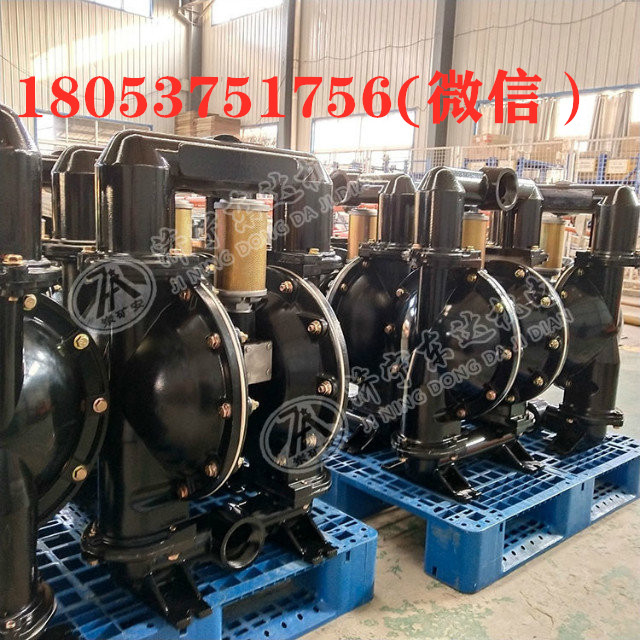 BQG210/0.15气动隔膜泵 BQG210气动隔膜泵厂家