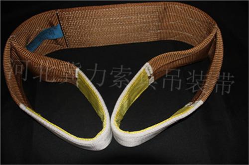 起重圆形吊装带吊空心板梁吊装方案