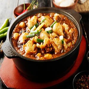 小雞小魚石鍋煲