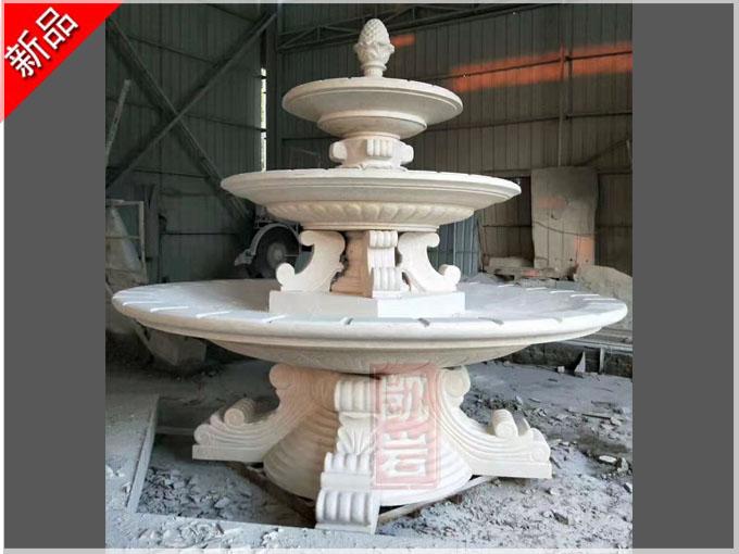 福建石雕喷泉雕塑制作厂家