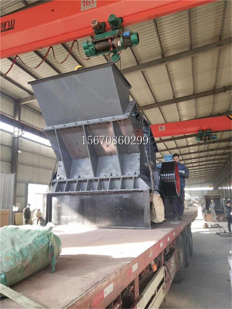 移动河卵石液压开箱制砂机破碎站厂家