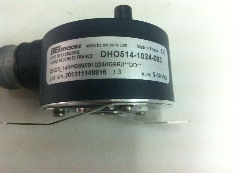 BEI艾迪克增量型编码器DHM510-1024-007