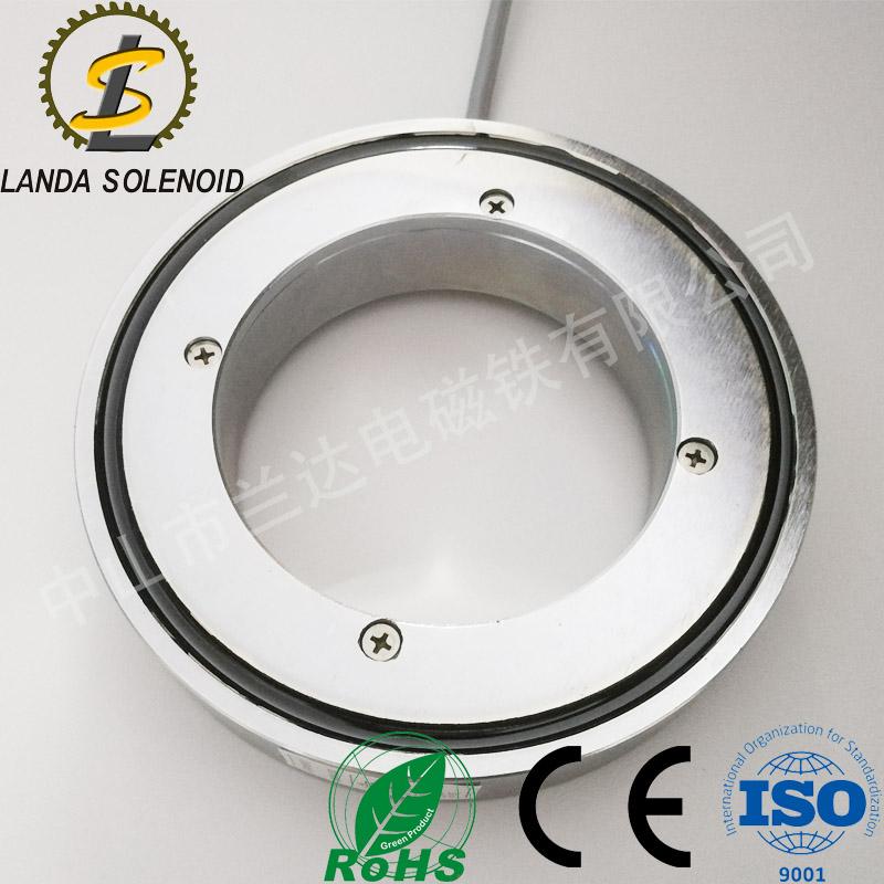 兰达定制生产环形吸盘电磁铁 HY16030