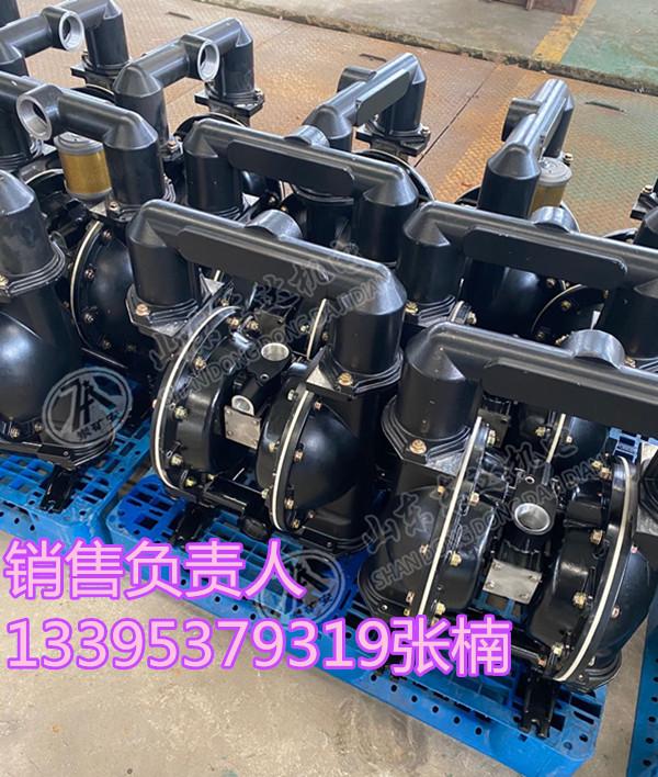 礦用氣動隔膜泵 BQG350/0.2熱門型號