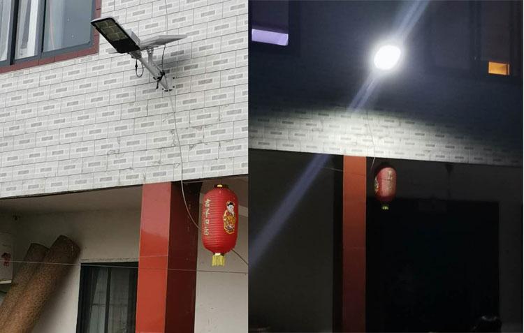 山西地区安装太阳能路灯时,储能蓄电池如何处理?