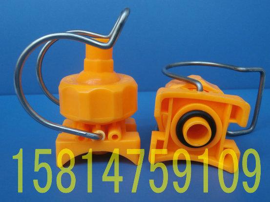 夾扣噴嘴噴淋嘴6530夾扣扇形噴嘴6520噴頭6510噴水嘴