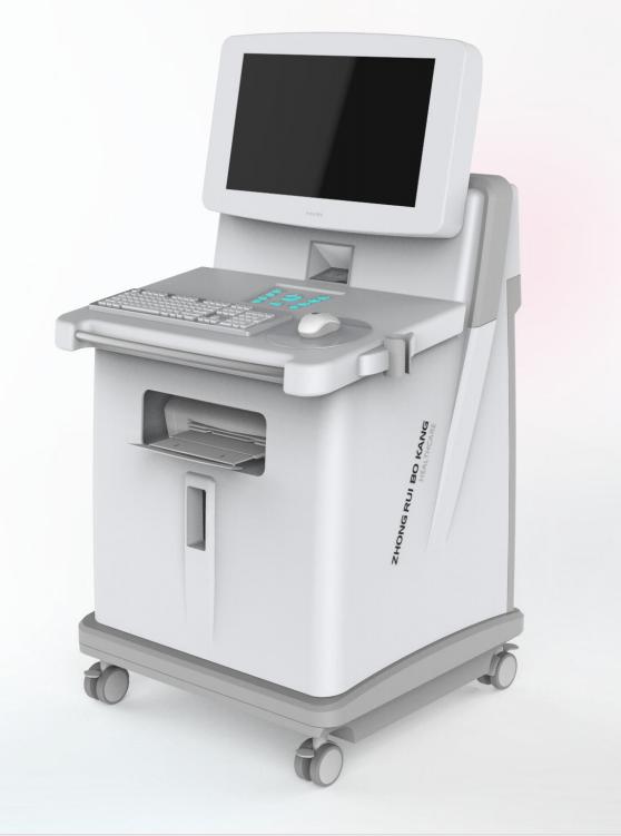 中醫經絡健康檢測專家24穴位檢查儀器