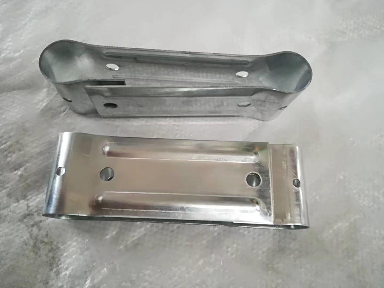 廠家批發 雙拱卡 溫室大棚連接雙圓管平行卡 供應 大棚骨架配件卡