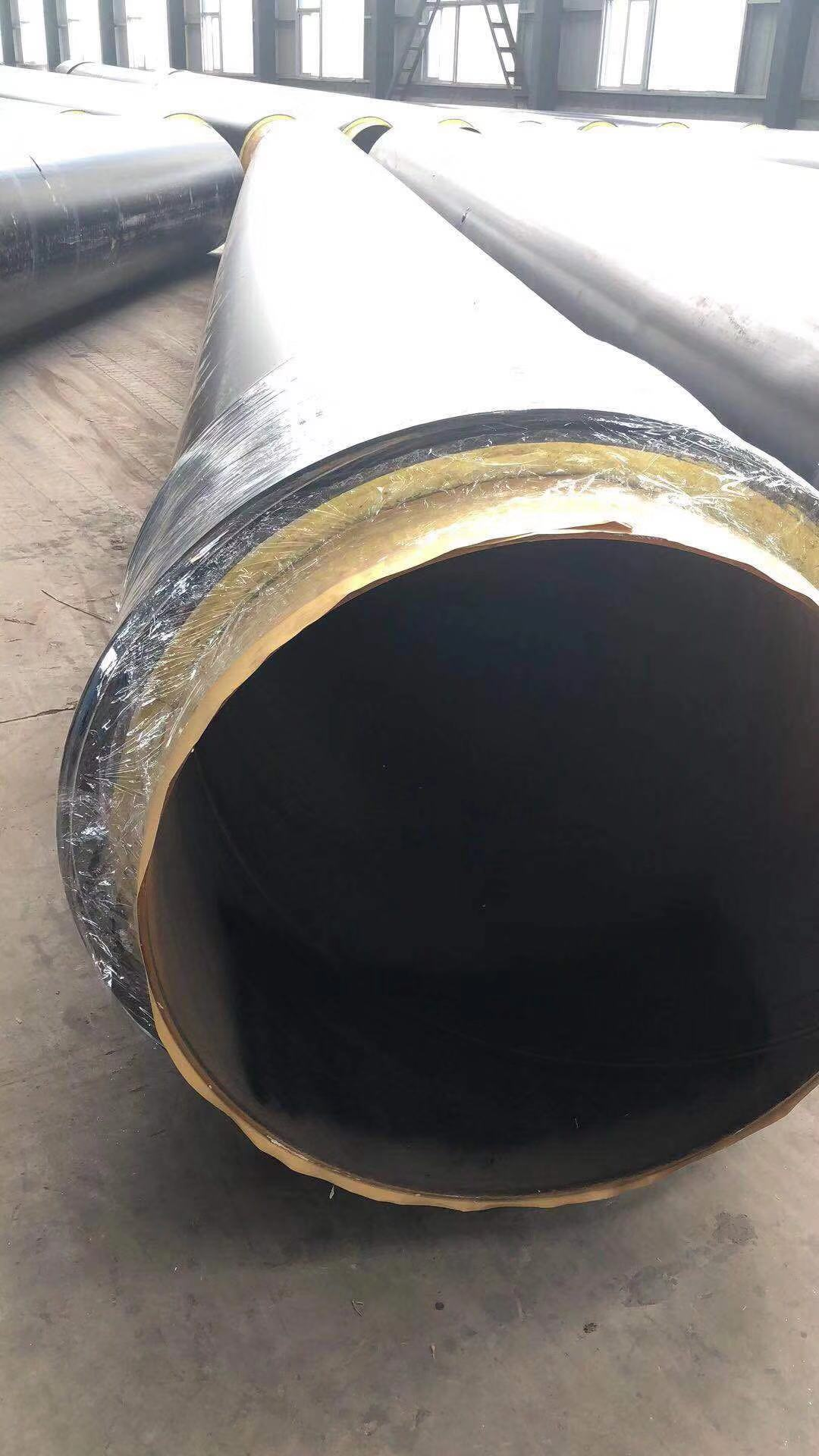 埋地發泡聚氨酯保溫鋼管廠家