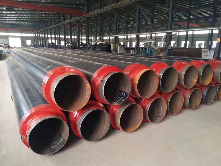 聚乙烯聚氨酯保溫鋼管廠家直銷