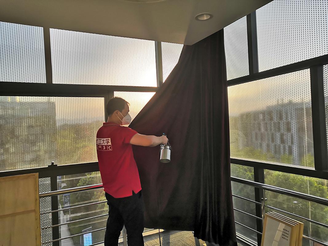 辦公室快速除甲醛找化大陽光工裝除甲醛行家