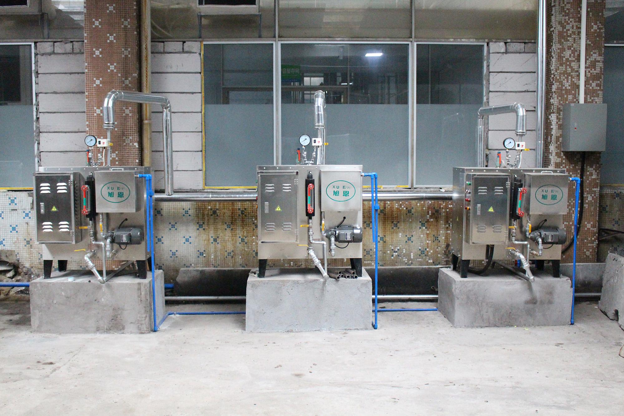 蒸汽发生器的实验研究-废塑料的zai生方法