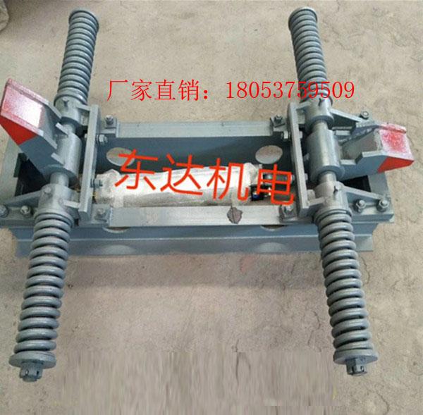 陜西榆林手動阻車器 22kg礦用手動阻車器