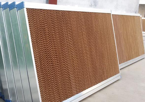 供應 降溫水簾 溫室大棚濕簾紙配件 批發 養殖風機濕水簾大棚配件