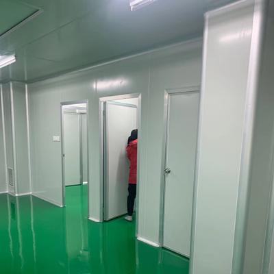 江西无尘室净化工程净化间洁净标准安装