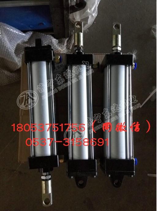 礦用氣缸長氣缸和短氣缸驅動氣缸廠家125×1800