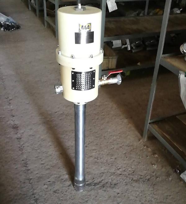 廊坊ZBQ-27/1.5煤矿用气动注浆泵 锚孔注浆泵