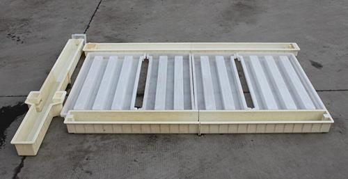 防护栅栏模具-高速铁路防护栅栏模具