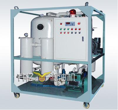 重庆升亿厂家直销ZJA系列变压器油滤油机