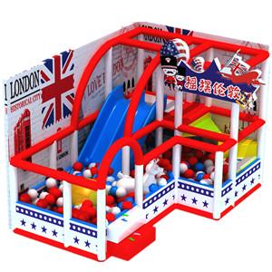 英倫風淘氣堡兒童樂園游樂設施廠家直銷