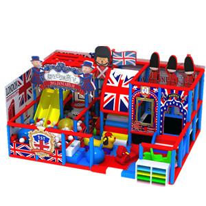 英倫風淘氣堡室內兒童樂園百萬球池游樂設施廠家直銷
