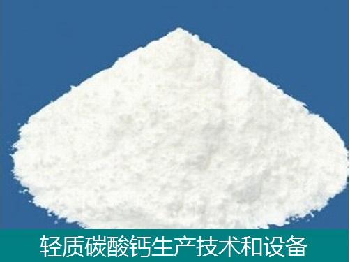 轻质碳酸钙设备-石灰消化碳化干燥设备-东昊轻钙技术设备