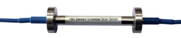 光纖光柵式混凝土埋入應變計
