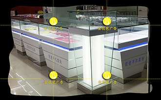 南京玻璃柜台 南京玻璃展示柜 南京玻璃展柜制作