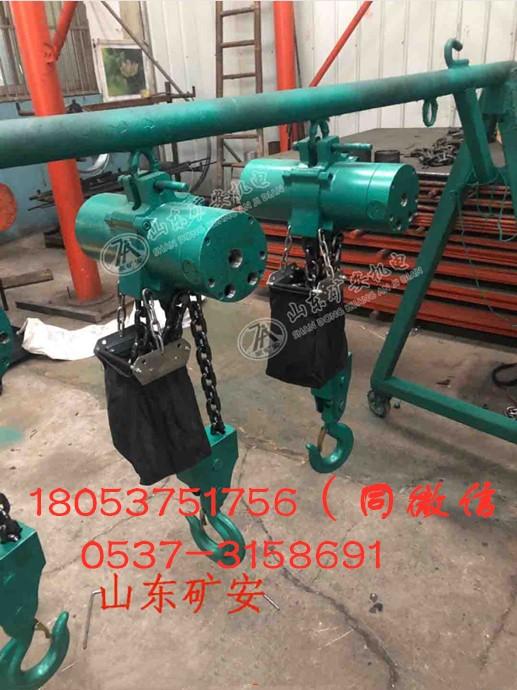 HQ3-3礦用氣動葫蘆 礦用氣動葫蘆耐酸蒸汽,抗粉塵