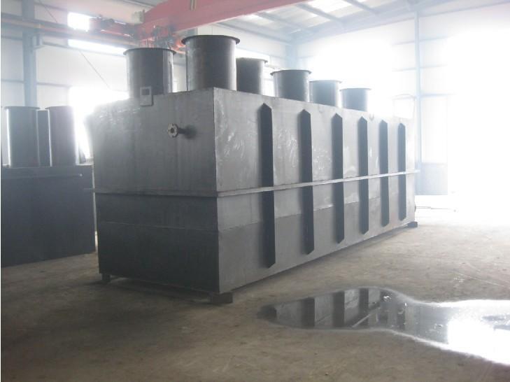 泰源环保宁夏生活污水处理设备树立减排观念