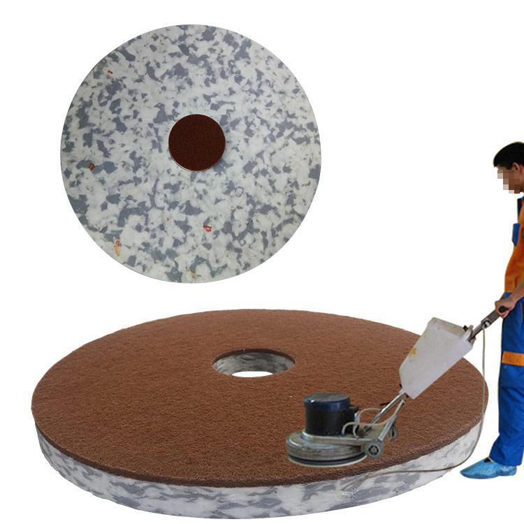 地板清洁垫新品 胶合密胺打磨圆盘 地面清洁抛光打磨垫