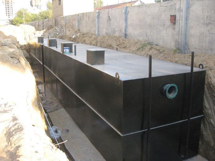 泰源环保宁夏地埋式污水处理设备保护美好家园
