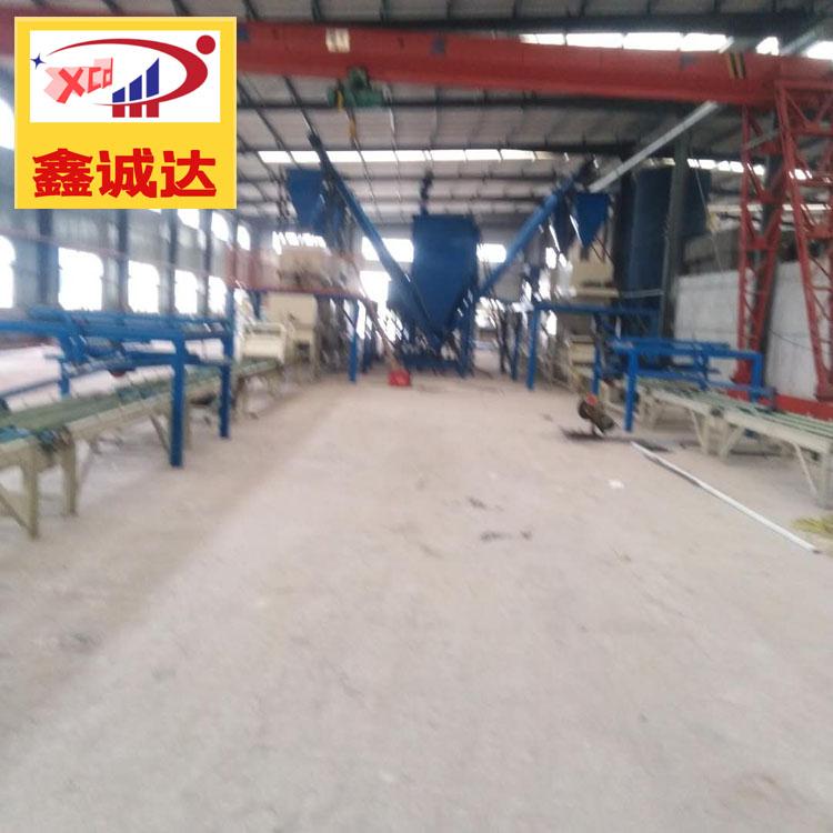 鑫誠達fs保溫建筑模板設備 fs免拆一體板設備 廠家