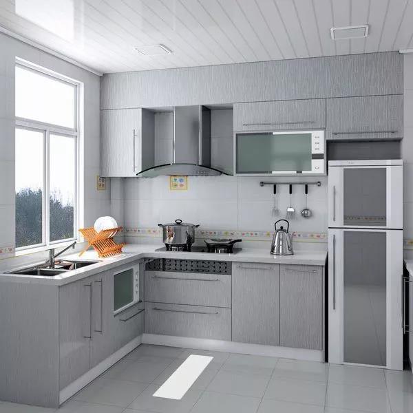 西安旧房厨房卫生间改造就选龙龟装修网更专业