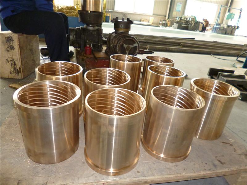 来图加工塑料管材挤出机铜套